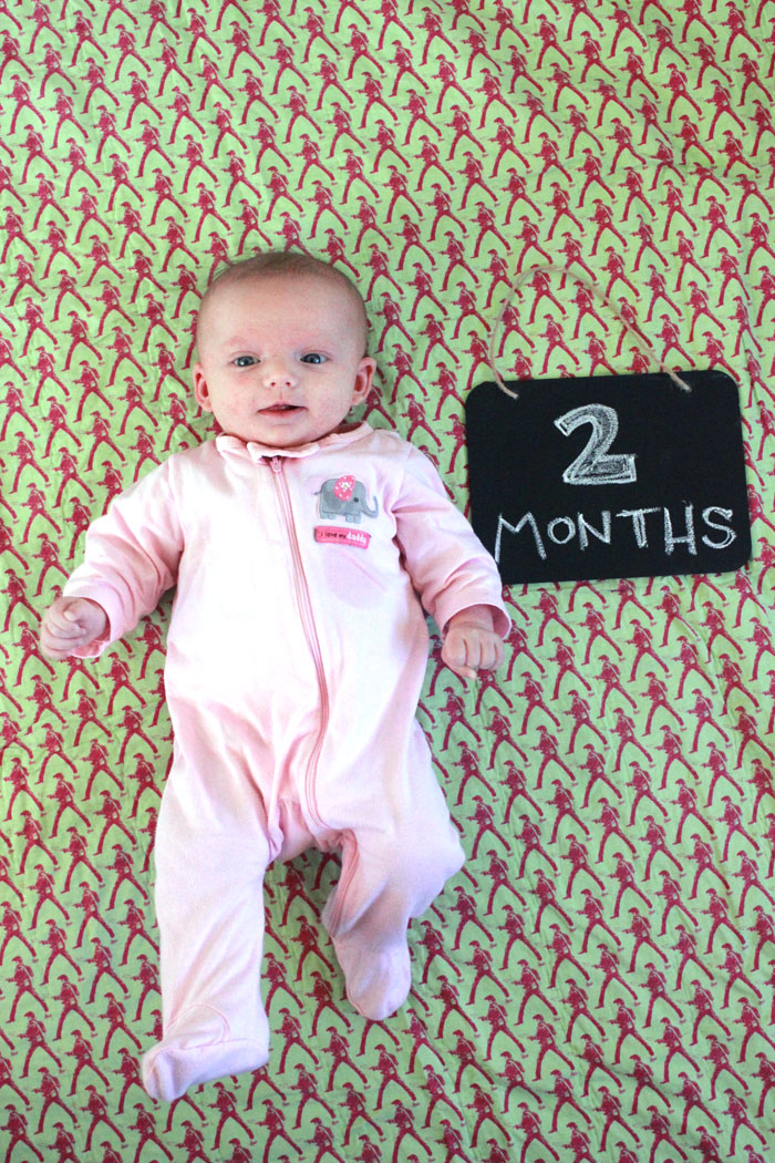 lucy 2months